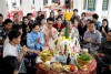 The University of Education (UED) organized Lao New Year for Lao students